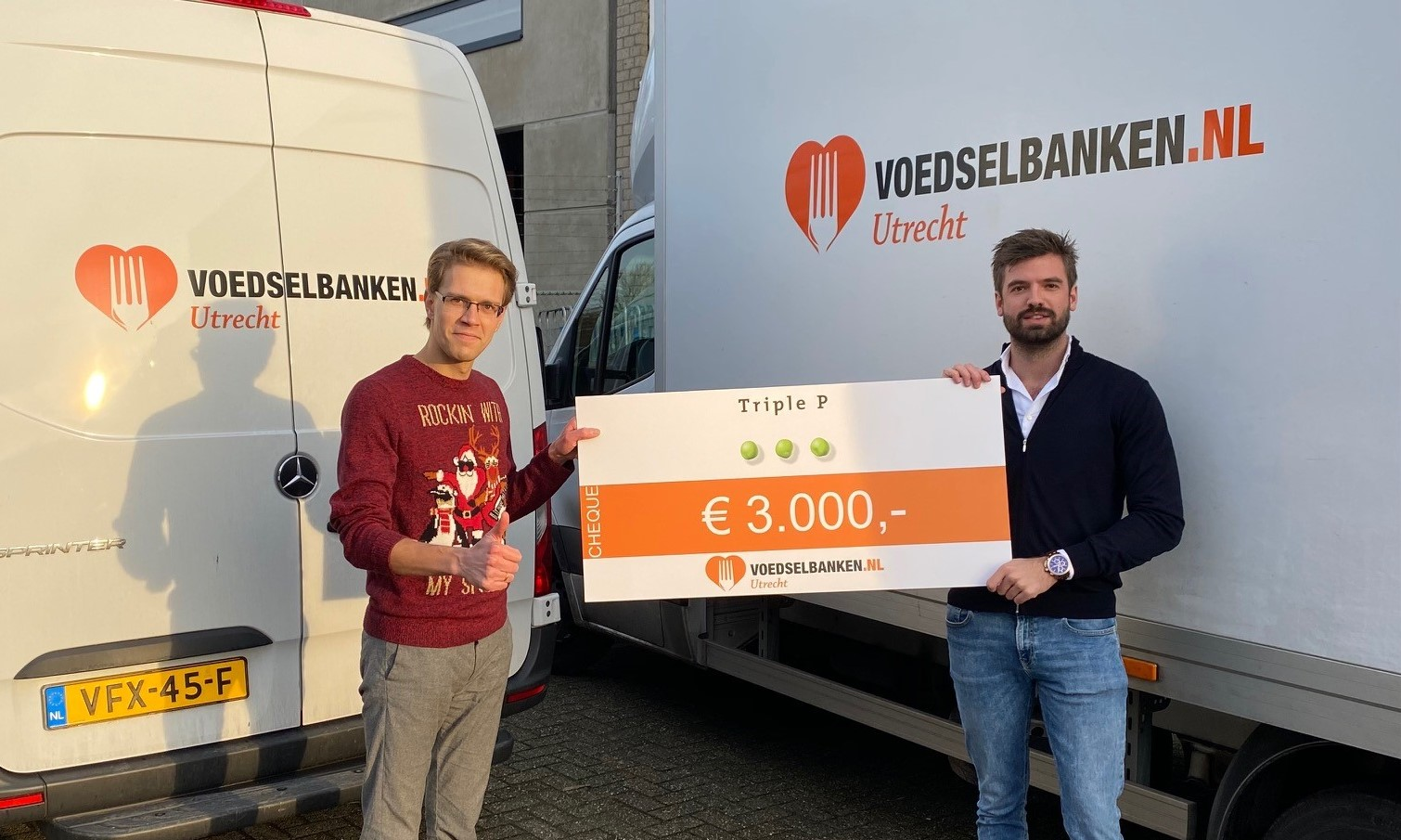 Cheque voedsel